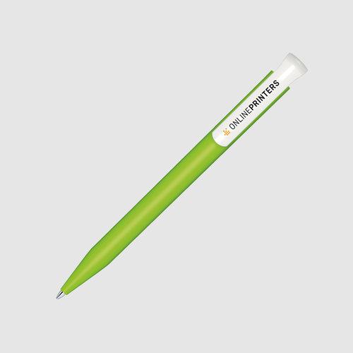 apfelgrün/weiss